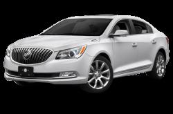 New 2016 Buick LaCrosse Exterior
