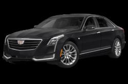 New 2016 Cadillac CT6