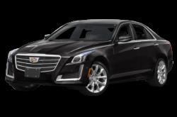 New 2016 Cadillac CTS Exterior