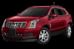 New 2016 Cadillac SRX Exterior