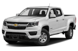 New 2016 Chevrolet Colorado