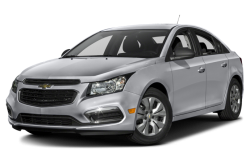 New 2016 Chevrolet Cruze Limited