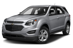 New 2016 Chevrolet Equinox Exterior
