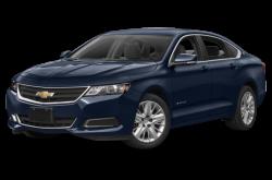 New 2016 Chevrolet Impala