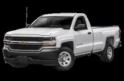 New 2016 Chevrolet Silverado 1500
