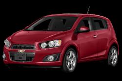 New 2016 Chevrolet Sonic
