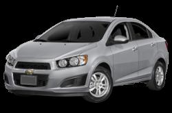 New 2016 Chevrolet Sonic Exterior