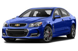 New 2016 Chevrolet SS Exterior