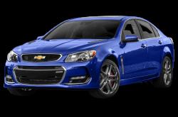 New 2016 Chevrolet SS