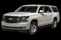 New 2016 Chevrolet Suburban