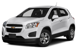 New 2016 Chevrolet Trax