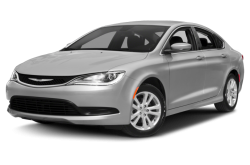 New 2016 Chrysler 200 Exterior