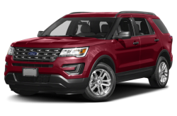 New 2016 Ford Explorer Exterior