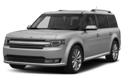 New 2016 Ford Flex Exterior