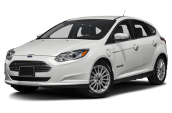 New 2016 Ford Focus Electric