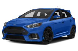 New 2016 Ford Focus RS