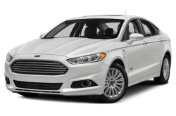 New 2016 Ford Fusion Energi