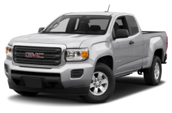New 2016 GMC Canyon