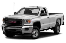 New 2016 GMC Sierra 2500HD