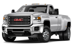 New 2016 GMC Sierra 3500HD
