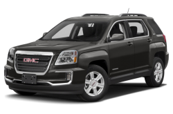 New 2016 GMC Terrain