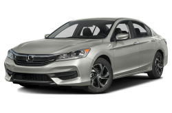 New 2016 Honda Accord