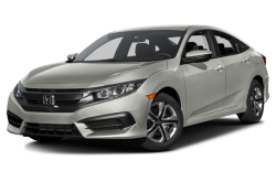 New 2016 Honda Civic
