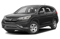 New 2016 Honda CR-V