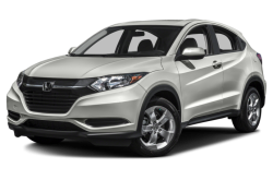 New 2016 Honda HR-V
