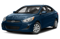 New 2016 Hyundai Accent Exterior