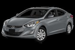New 2016 Hyundai Elantra Exterior