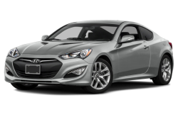 New 2016 Hyundai Genesis Coupe
