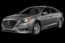 New 2016 Hyundai Sonata Plug-In Hybrid