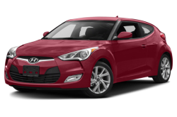 New 2016 Hyundai Veloster Exterior