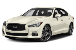 New 2016 INFINITI Q50 Hybrid