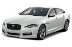 New 2016 Jaguar XJ Exterior
