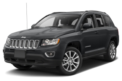 New 2016 Jeep Compass Exterior