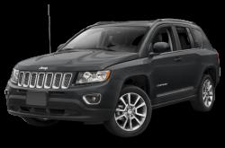 New 2016 Jeep Compass