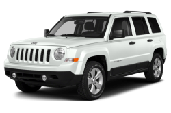 New 2016 Jeep Patriot Exterior