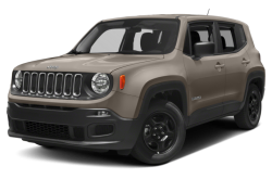 New 2016 Jeep Renegade