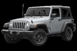 New 2016 Jeep Wrangler
