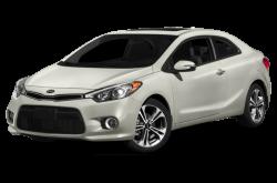 New 2016 Kia Forte Koup
