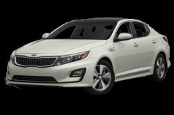 New 2016 Kia Optima Hybrid