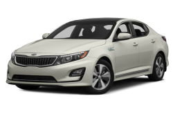 New 2016 Kia Optima Hybrid