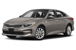 New 2016 Kia Optima