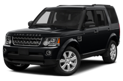 New 2016 Land Rover LR4