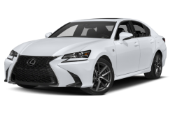 New 2016 Lexus GS 200t