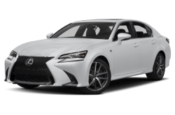 New 2016 Lexus GS 350