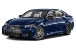 New 2016 Lexus GS F