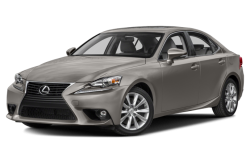 New 2016 Lexus IS 200t